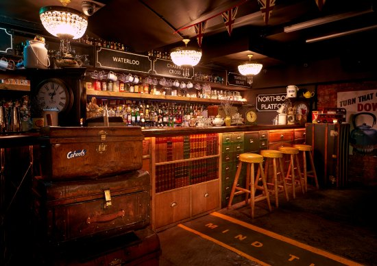 Incentive travel - Cahoots, London