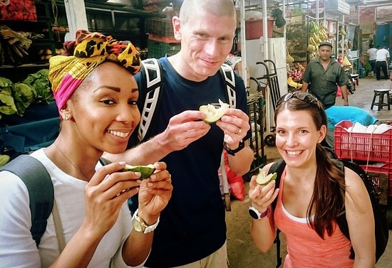 Food Walking Tour Peru