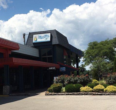 Kingfish restaurant louisville restaurant reviews for Fish restaurants louisville ky