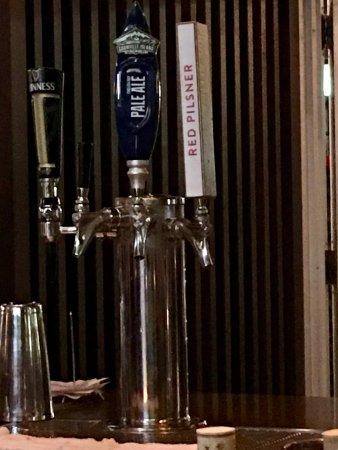 Coquitlam, Kanada: beer taps