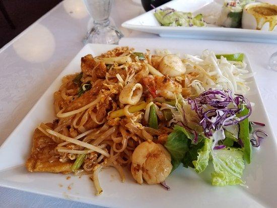 Thai Restaurant Petaluma