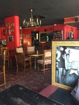 bar loosister menu