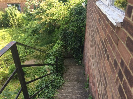 Steps To Front Door Picture Of Angel View Guildford Tripadvisor