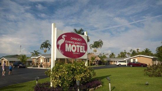 Everglades City Motel-billede