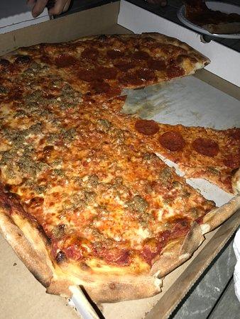 Bay Village Pizza Long Beach Island