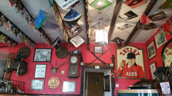 Drummore, UK: Inside the Mariners Coffee Shop