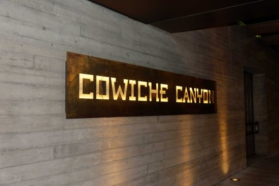 Cowiche Canyon - Kitchen & Icehouse: Entryway shot at Cowiche Canyon
