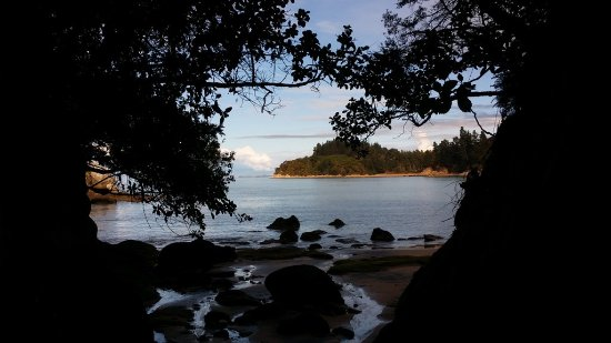 Marahau, New Zealand: Secret Beach Near By