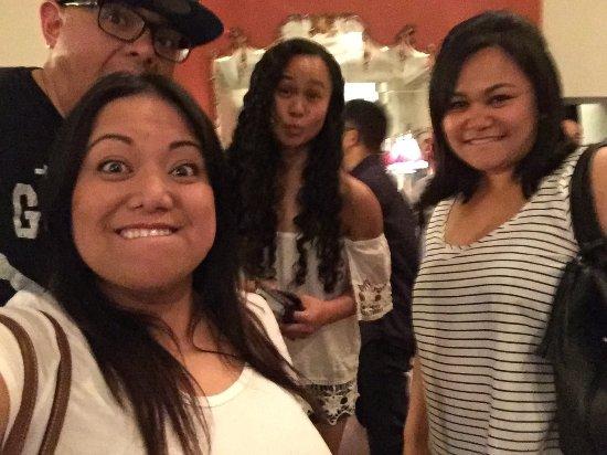 Empress Theatre: We were at a comedy show featuring Rex Navarette