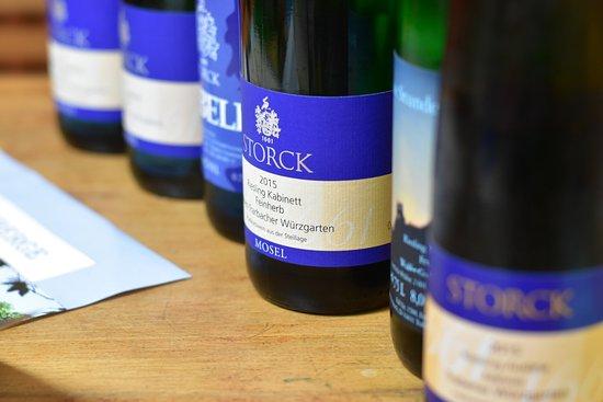Traben-Trarbach, Jerman: Wine selections