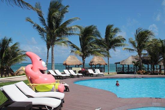 Azul Beach Resort Riviera Maya Kids Pool
