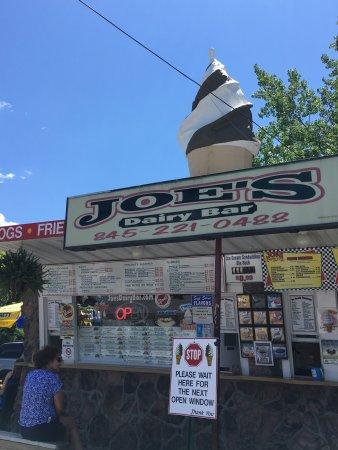Hopewell Junction, Нью-Йорк: Joe's Dairy Bar