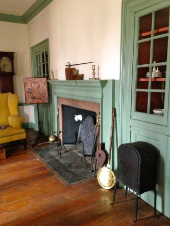 Morristown, NJ: The Ford Mansion: Interior