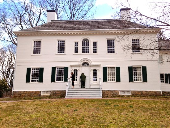 Morristown, NJ: The Ford Mansion
