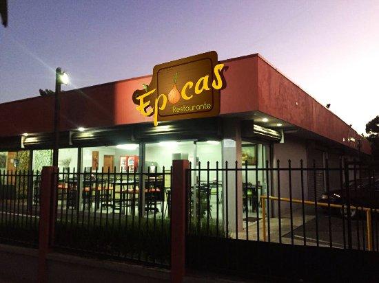 Palmares, Costa Rica: Epocas Restaurante
