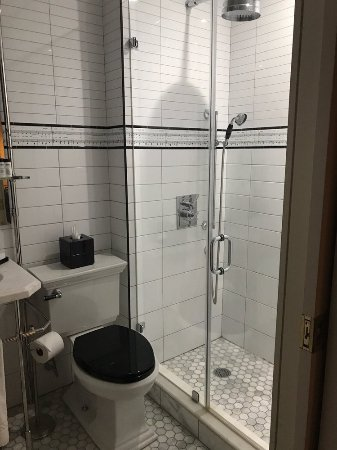 The Evelyn: Awesome Shower