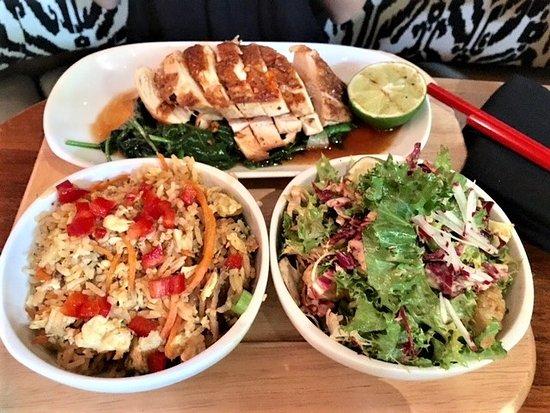 Miami E Lunch At Komodo Delicious