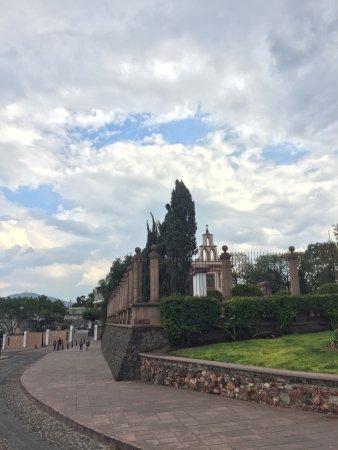 Queretaro, Μεξικό: Panteon de los Queretanos Ilustres
