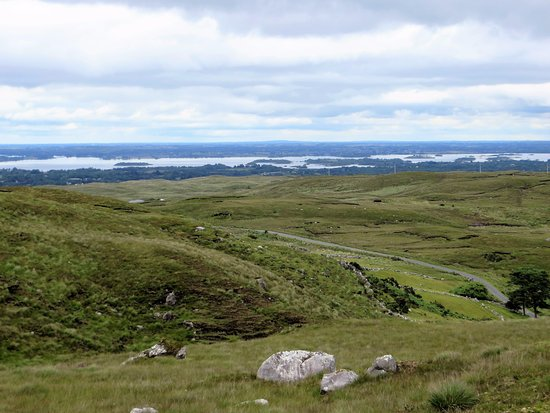 Oughterard, Irlandia: Connemara national park