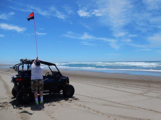 Oregon Dunes National Recreation Area: A minor adjustment
