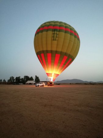 Ciel d'Afrique Hot Air Ballooning : photo1.jpg