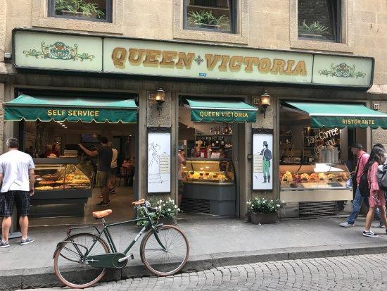 Ristorante Queen Victoria: интерьер