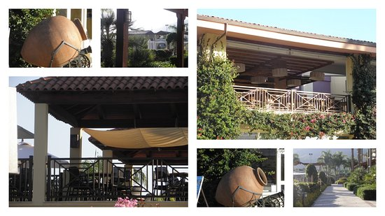 terrasse restaurant photo de club med napitia pizzo tripadvisor. Black Bedroom Furniture Sets. Home Design Ideas