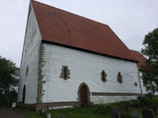 Harstad, Norvegia: Trondenes Kirke (Church)