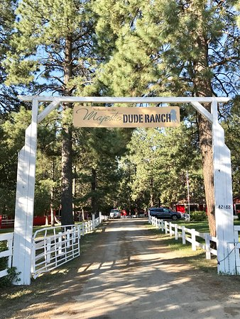 Majestic Dude Ranch: Majestic---What a place!