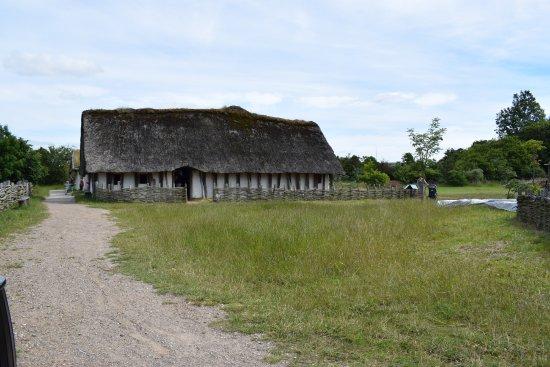 Viking Long House Picture Of Ribe Vikinge Center Tripadvisor