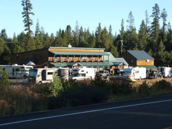 Bear Valley, CA: Groups welcome!  Lodge Rooms, Camping, RV (limted hook ups)
