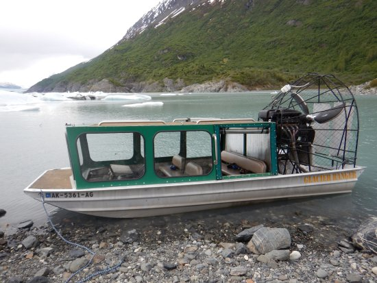 Knik Glacier Tours: Our Water Transportation