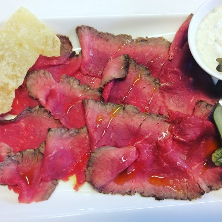 Marly, Svizzera: Roast-beef de entrecôte
