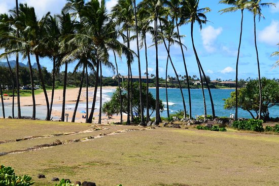 Lydgate State Beach Park Adjacent To The Property Picture Of Hilton Garden Inn Kauai Wailua