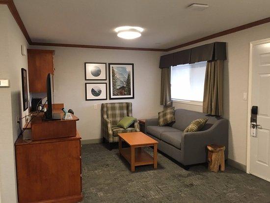 Deluxe Queen Room Jasper Hotel
