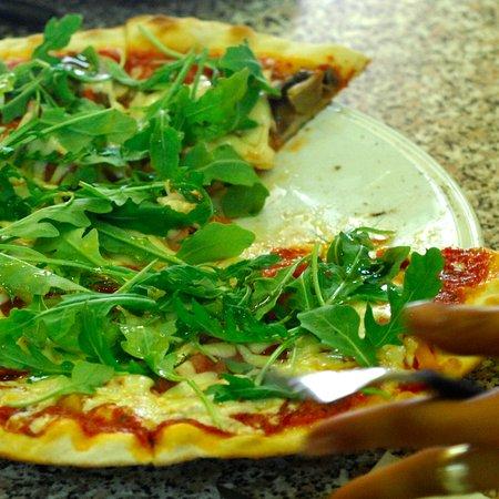 Gouveia, Portugal: a melhor pizza que já comi