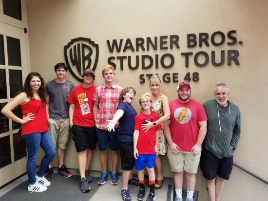 Warner Brothers Tour Guide Job