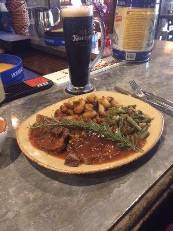 Ruskin, FL: Lamb dish