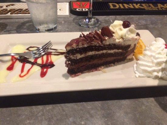 Ruskin, FL: Black Forest Cake