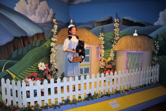 Wamego, KS: See all the Oz characters on display