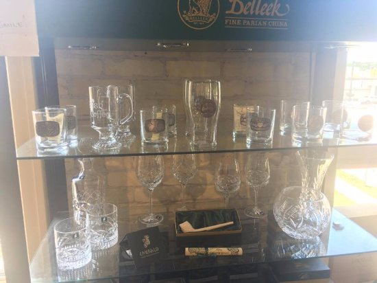 Biddy Murphy: Fancy a pint? We have beautiful barware and crystal items for the perfect drink!