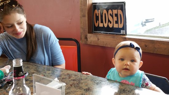 Punxsutawney, PA: Even my daughter and granddaughter love the place.