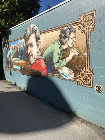 Chemainus, Canada: City of Murals