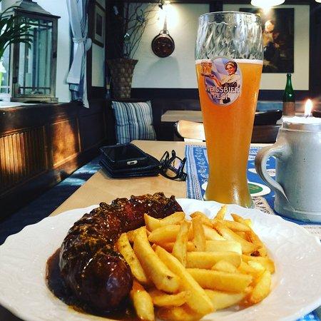 Mitterteich, Alemania: Brauereigasthof Hosl