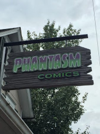 New Hope, PA: Phantasm Comics Sign