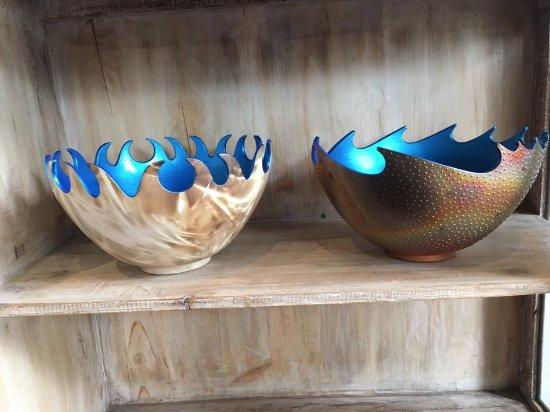 Solana Beach, CA: Blue Bowls