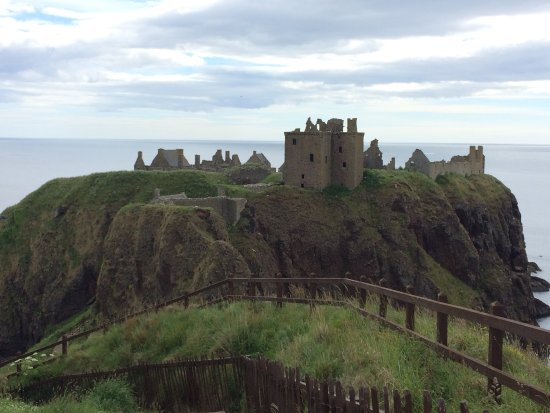 Stonehaven, UK: Don't let the stairs fool you when walking down. Coming back up is always the hard part.