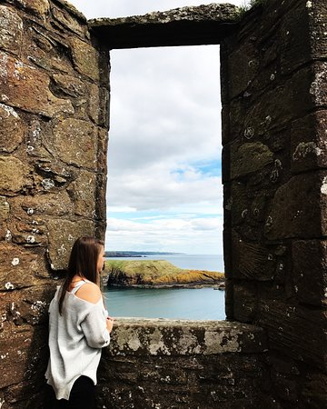 Stonehaven, UK: The views were absolutely incredible!