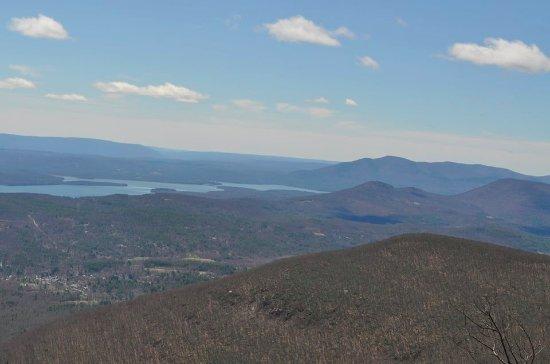 Woodstock, Estado de Nueva York: View from the top!