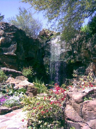 Chandor Gardens -- Cox Mountain
